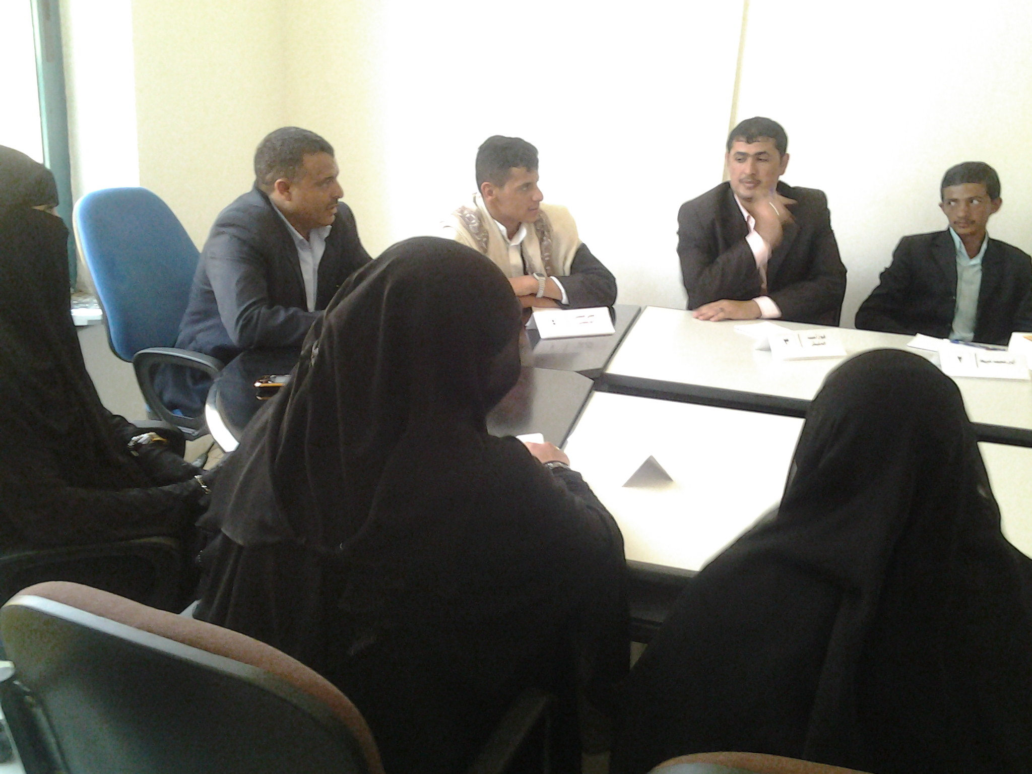 Amran Focus Group - Political & Economic Empowerment of Women & Youth