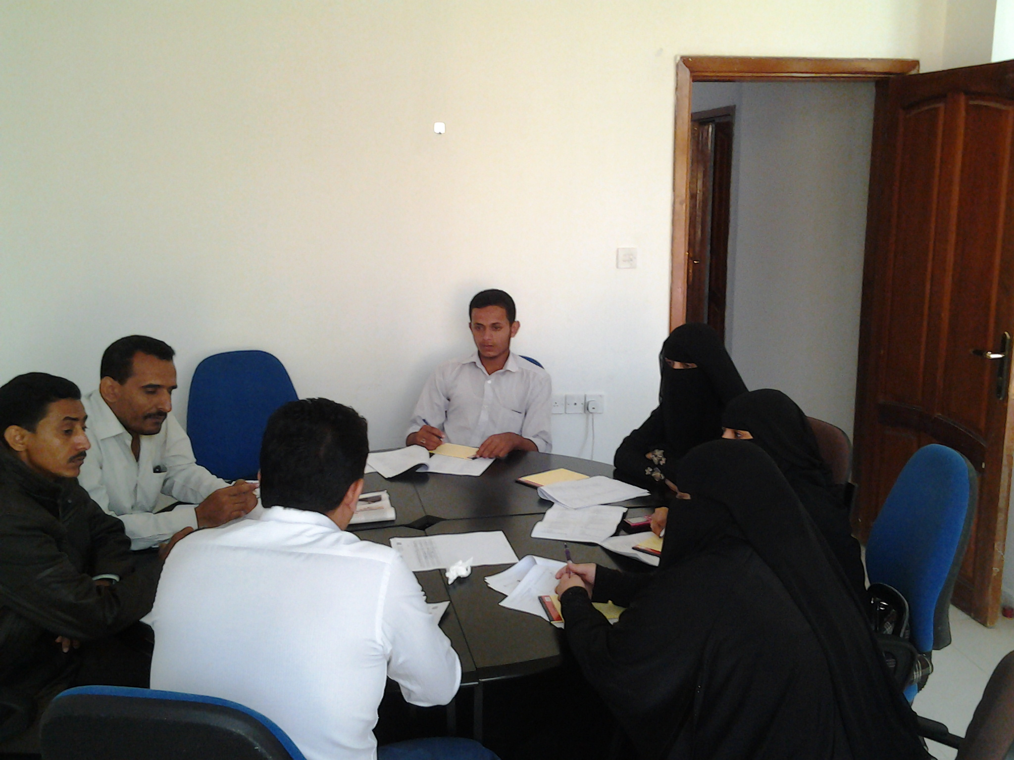 Training of Interviewers - National Dialogue Survey II